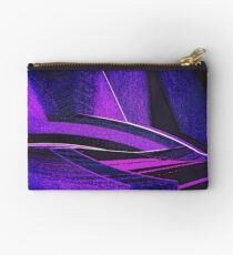 Deep Blue Chase Studio Pouch