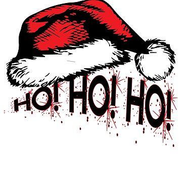 Ho! Ho! Ho! by BuShirts