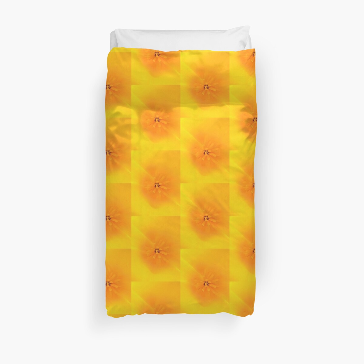 Yellow Flower by David Shaw