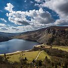 Lough Tay, Wicklow Mountains, Ireland by Alessio Michelini