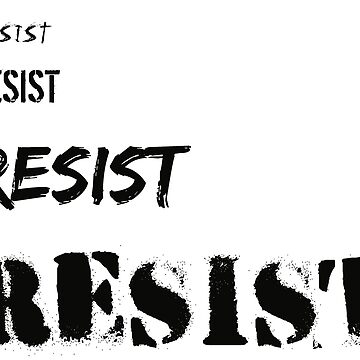 Resist by procrest