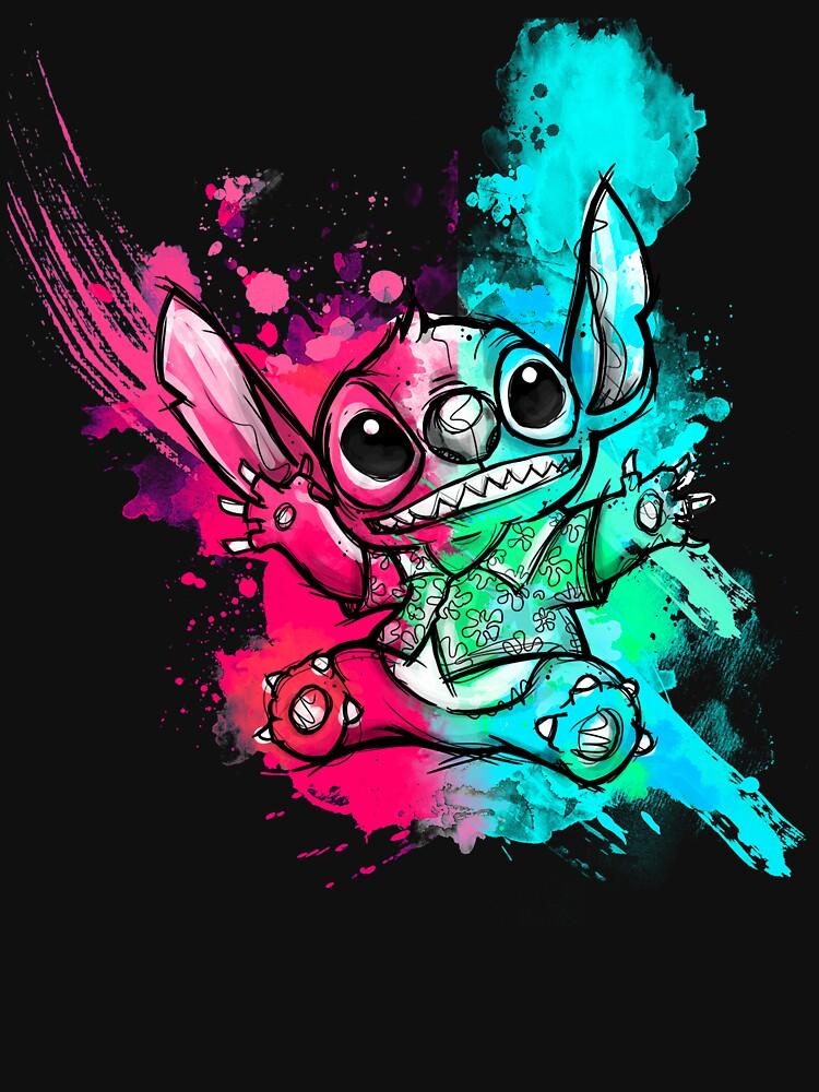 Cuteless Rainbow Stitch - OHANA de MienWayne