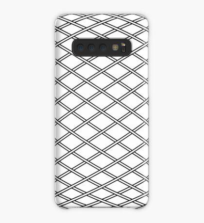 Lissajous_003 Case/Skin for Samsung Galaxy