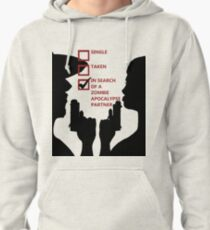 Zombie Survival Partners Collection (with text) T-Shirt
