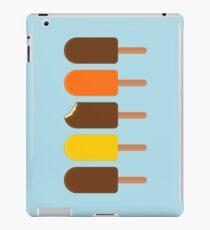 Ice Lollies Motif iPad Case/Skin
