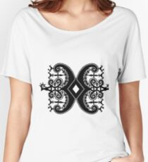Indonesian Crown  Women's Relaxed Fit T-Shirt