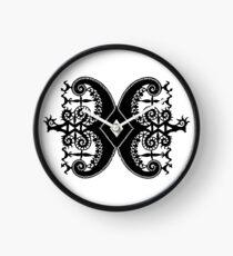 Indonesian Crown  Clock