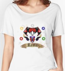 Reala and The Ideyas Women's Relaxed Fit T-Shirt
