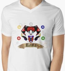 Reala and The Ideyas Men's V-Neck T-Shirt
