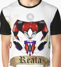 Reala and The Ideyas Graphic T-Shirt