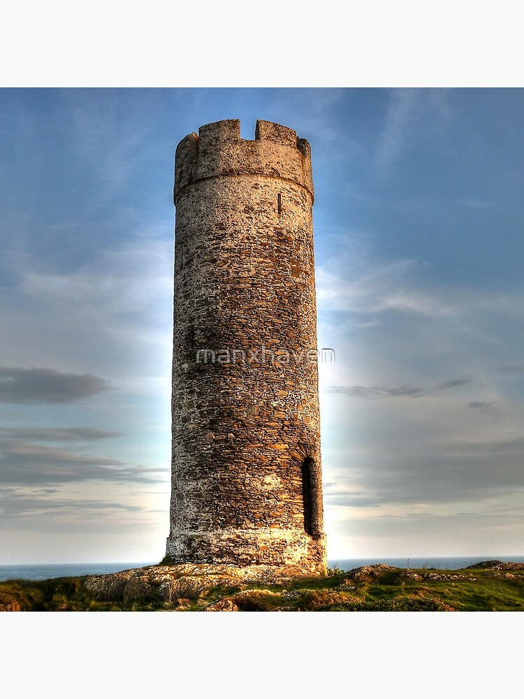 Herring Tower by manxhaven