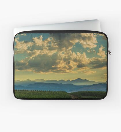 From Cornfields To The Continental Divide Laptop Sleeve