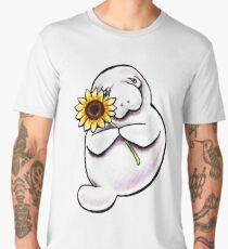 Sunny Manatee Men's Premium T-Shirt