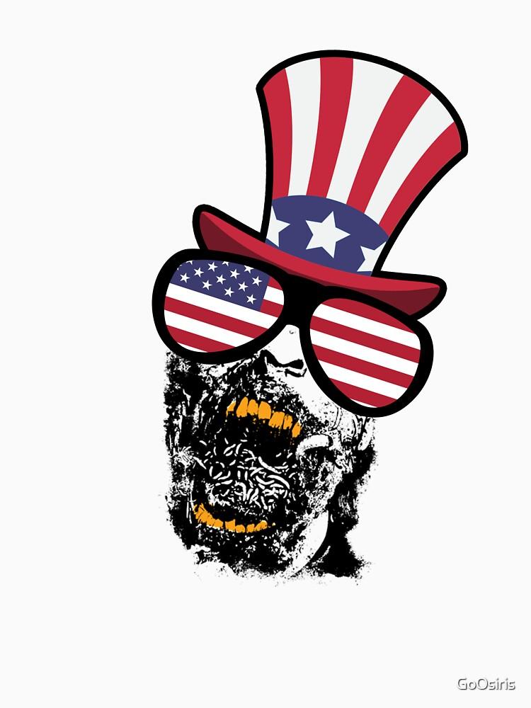 Zombie Happy 4th Of July de GoOsiris