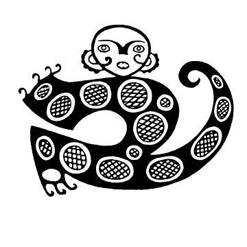 Findigo native legend of the - monkey king - by fenixdesign