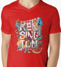 Kensington Market V-Neck T-Shirt