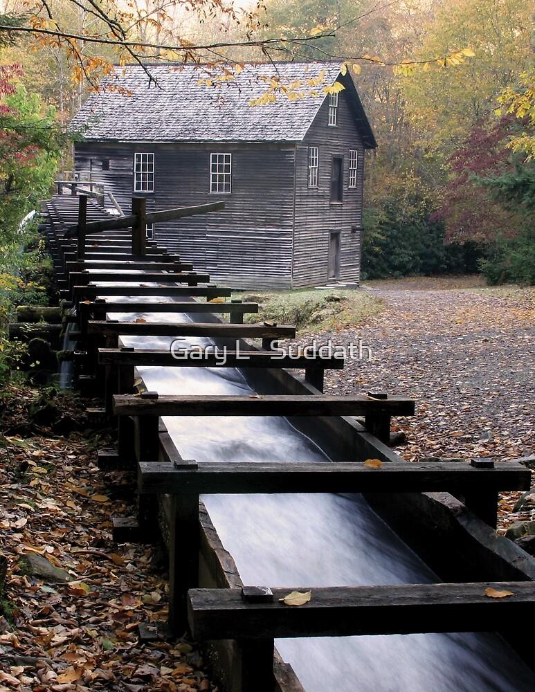 Mingus Mill VI by Gary L   Suddath