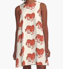 The Catcher in the Rye A-Line Dress