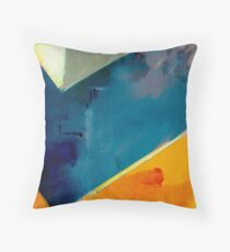 The River Bend Throw Pillow