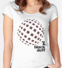 get d dance Women's Fitted Scoop T-Shirt