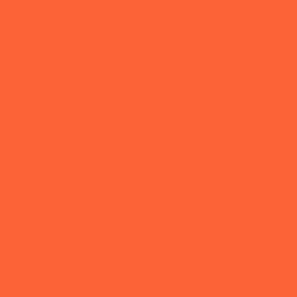 PANTONE 16-1362 TPX Vermillion Orange
