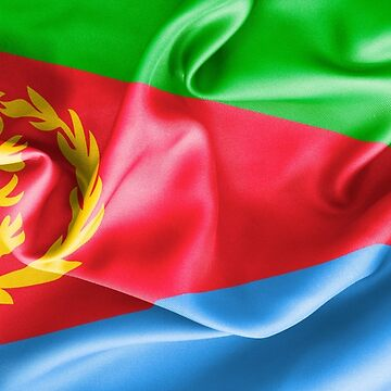 Eritrea Flag by MarkUK97