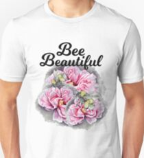 Bee Beautiful Unisex T-Shirt