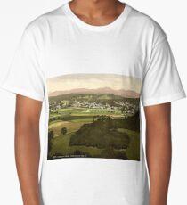 Gwernau Lake  Long T-Shirt