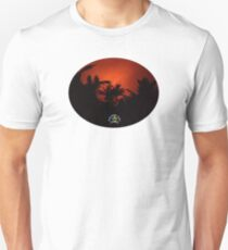 Morning Chat with Apau Hawaii Tours Unisex T-Shirt