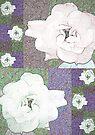 Rendered Rose by Terri Chandler