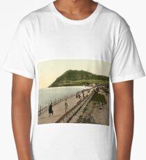 Swanage Beach  Long T-Shirt