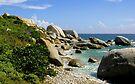 The Rocky Baths Beach by DARRIN ALDRIDGE