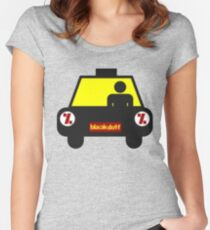 cab Women's Fitted Scoop T-Shirt