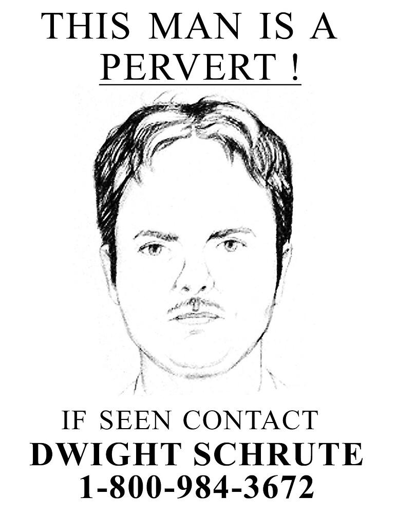 Dwight Schrute by EvilMonkey793