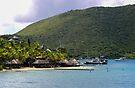 British Virgin Island Retreat by DARRIN ALDRIDGE