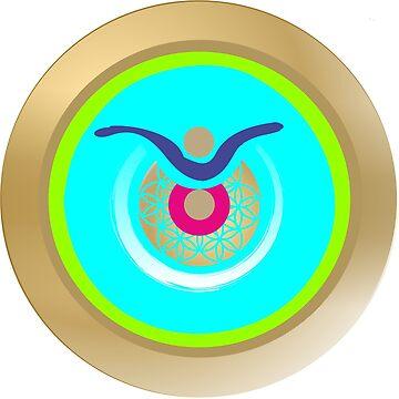 Lucid Dream Yoga Meditation positive vibrations by joanna-philine