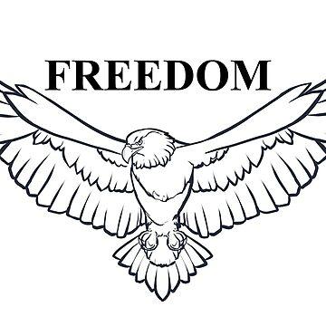 freedom by Adracir