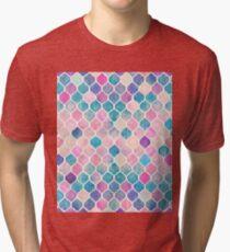 Patterns Abstract Tri-blend T-Shirt