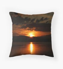 As It Was Seen Throw Pillow