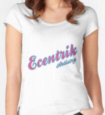 Ballpark - South Beach Women's Fitted Scoop T-Shirt