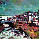 Ballyshannon (County Donegal, Ireland) by eolai