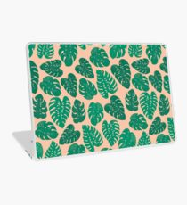 Cheese Plant - Trendy Hipster art for dorm decor, home decor, ferns, foliage, plants Laptop Skin