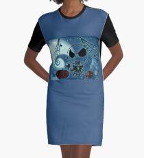 Boo! Graphic T-Shirt Dress