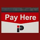 Pay Here   -   A World of Words by Buckwhite