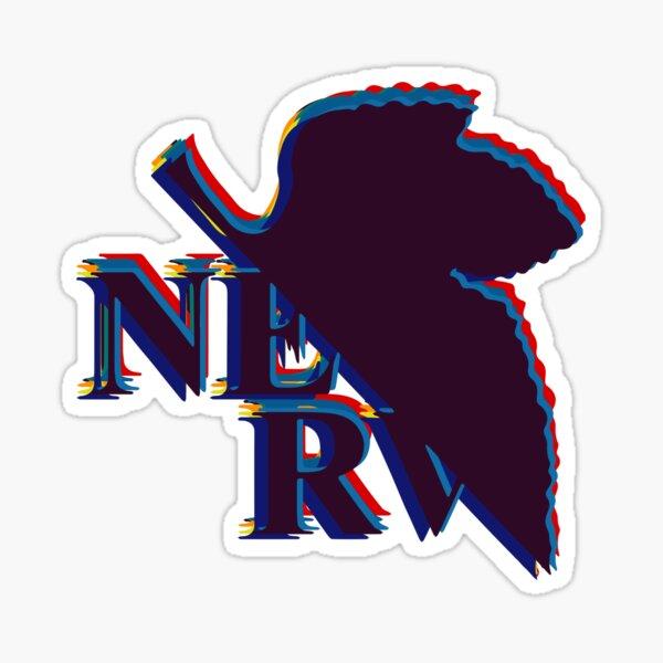 Nerv - Evangelion Sticker