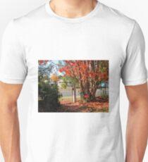 Autumn Welcome,Tumut, Australia. T-Shirt