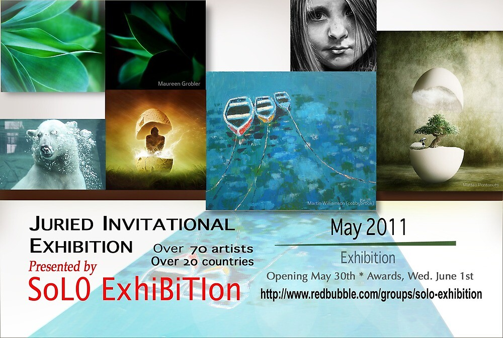 SoJie11, Banner by solo-exhibition