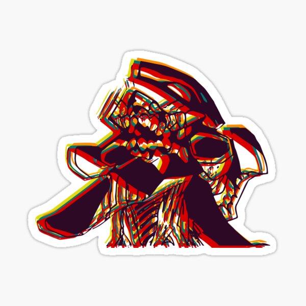 Evangelion Unit-01 Beserk Sticker