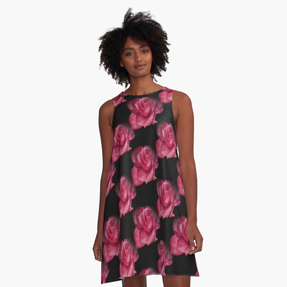 Romance & Love A-Line Dress Front