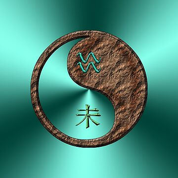 Aquarius & Goat Yin Earth by astrodesigner75